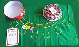 Настільна гра покер THS-154