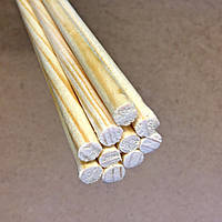 Палочки деревянные круглые 18мм*20см