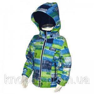 Демисезонная термо куртка для мальчика Softshell,  PIDILIDI, линейка BUGGA