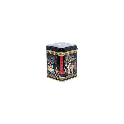 Жестяная баночка для сыпучих Япония, 50г ( кухонный контейнер ), фото 2