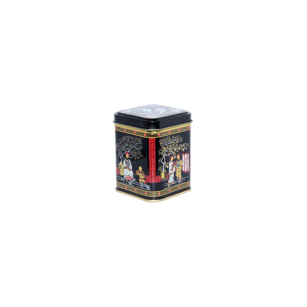 Жестяная баночка для сыпучих Япония, 50г ( кухонный контейнер )