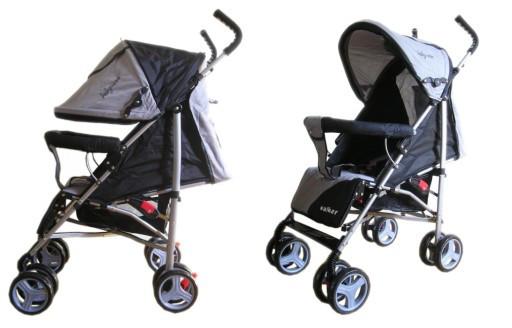Прогулочная детская коляска BABY-COO WALKER