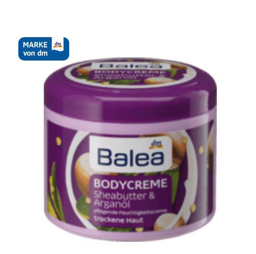 Крем для тіла Balea Body Creme Sheabutter 500 мл
