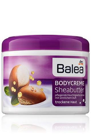 Крем для тіла Balea Body Creme Sheabutter 500 мл, фото 2