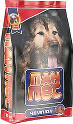 Корм для собак Пан Пес Чемпион, 10 кг.
