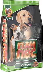 Корм для собак Пан Пес Юниор, 10 кг.