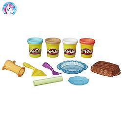 Набор для творчества с пластилином Play-Doh Ягодные тарталетки Playful Pies