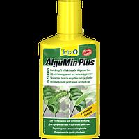 Tetra AlguMin Plus 100 ml - препарат для удаления водорослей в аквариуме (770416)