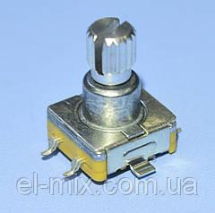Энкодер smd c кнопкой EC11J12-15P30C  SR Passives