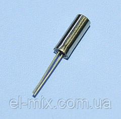 Кварцевий резонатор цилиндрический 32,768KHz d3, h8  MEC