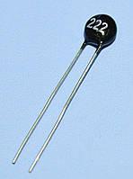 NTC-термистор   2.2КОм d5mm  Китай