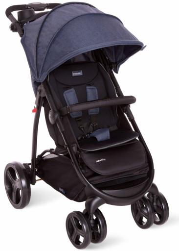 Прогулочная детская коляска Movino Stella