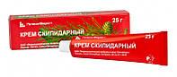 Скипидарный крем 25г. ГаленоФарм Россия