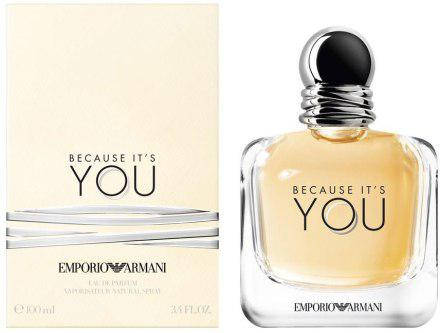 Женская парфюмированная вода Giorgio Armani Emporio Armani Because It's You, 100 мл, фото 2