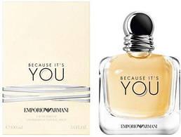 Женская парфюмированная вода Giorgio Armani Emporio Armani Because It's You, 100 мл
