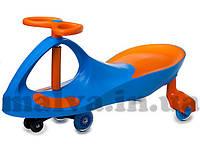 Детская машинка Smart car / Смарт кар с полиуретановыми колесами