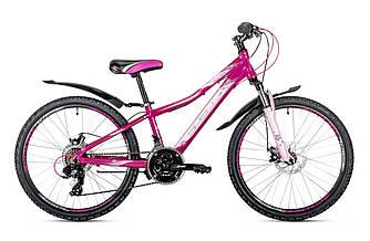 Велосипед 24 Spelli Cross Girl alu