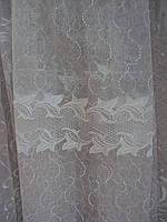 Тюль паутина на органзе OJ-431, фото 1