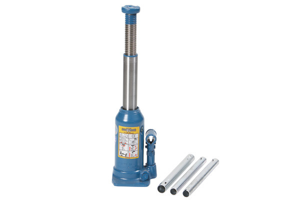 Бутылочный гидравлический домкрат 8 т, AC Hydraulic, AX8-220