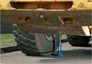 Бутылочный гидравлический домкрат 10 т, AC Hydraulic, ATG10-200, фото 3