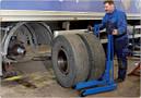 Візок для транспортування вантажних коліс 500 кг, AC Hydraulic, WTA500, фото 2