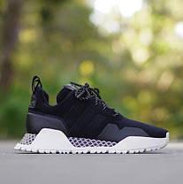 Мужские кроссовки Adidas AF 1.4 Primeknit Black BY9395, Адидас FA 1.4 Праймкнит, фото 3