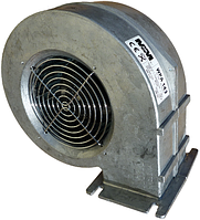 Нагнетательный вентилятор MplusM WPA 143 с заслонкой (137Вт, 455м³/ч, 2000об/м, 80кВт)