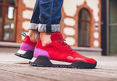 Мужские кроссовки Adidas AF 1.4 Primeknit Red BZ0614, Адидас FA 1.4 Праймкнит, фото 3