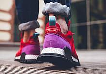 Мужские кроссовки Adidas AF 1.4 Primeknit Red BZ0614, Адидас FA 1.4 Праймкнит, фото 2