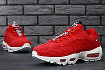 Мужские кроссовки Nike Air Max 95 TT Red, Найк Аир Макс 95, фото 2