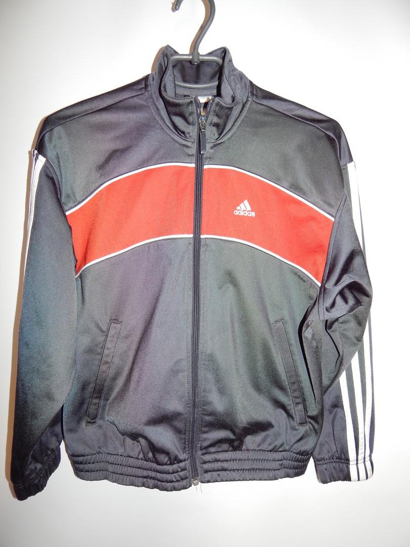 Кофта спортивная подростковая adidas  034н