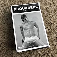 Мужское нижнее белье  Dsquared2 3  штуки, Копия