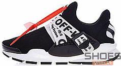 Мужские кроссовки Nike Sock Dart X Off-white Black White