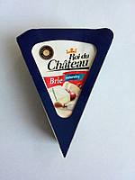 Сыр бри с белой плесенью Roi du Chateau Brie, 125 г., фото 1