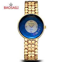 Женские часы Baosaili Crown (Gold), фото 1