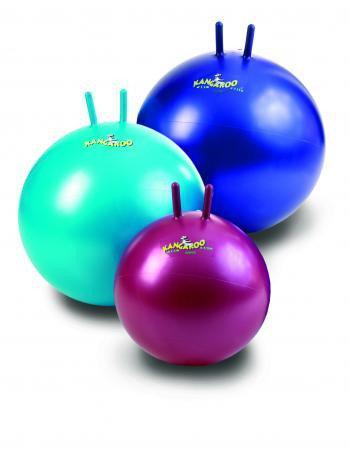 Мяч с рожками TOGU Кенгуру детский диам.45см с системой антиразрыв ABS