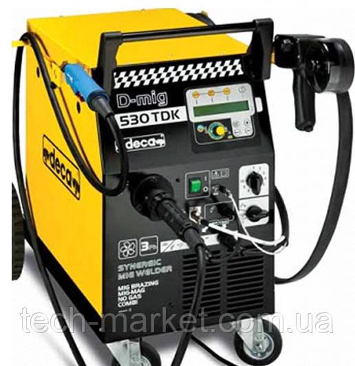 Сварочный аппарат D-mig 530 TDK DECA