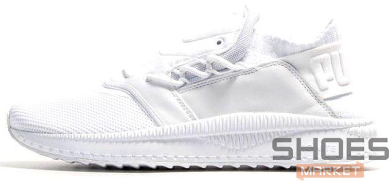 Женские кроссовки Puma Tsugi Shinsei White 369356 03, Пума Тсуги Джан
