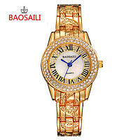 Женские часы Baosaili Imperial (Gold), фото 1