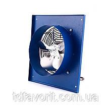 ВНО 200  осевой настенный вентилятор