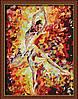 Набор для рисования MENGLEI Балерина худ. Афремов Леонид (ME042) 30 х 40 см