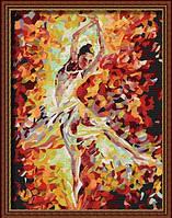 Набор для рисования MENGLEI Балерина худ. Афремов Леонид (ME042) 30 х 40 см, фото 1