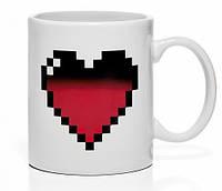 """Оригинальная чашка хамелеон, купить кружку для чая и кофе Youngpig """"Like"""" (409)"""