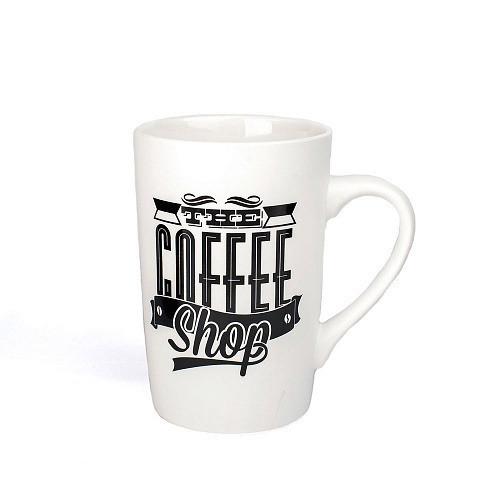 Оригинальная чашка, купить кружку для чая и кофе Youngpig «The Coffee Shop» (2103)