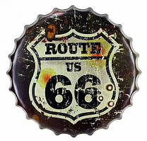 Крышка гигант «Route 66»