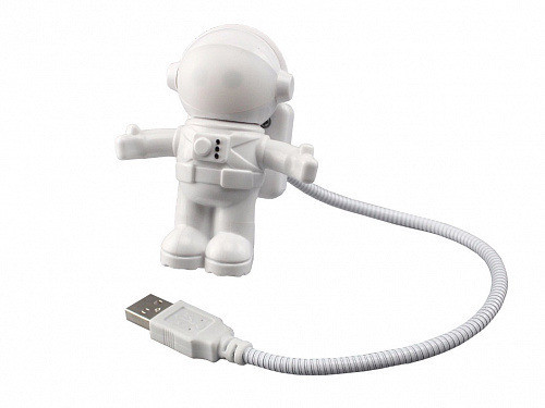 USB ночник,  купить светильник детский cветильник Космонавт Youngpig (871)