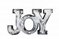Декоративный светильник в интерьер дома или офис «JOY» серебристый Youngpig (736)