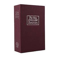 Книга - сейф «Dictionary», 26.5 см гигант, красная