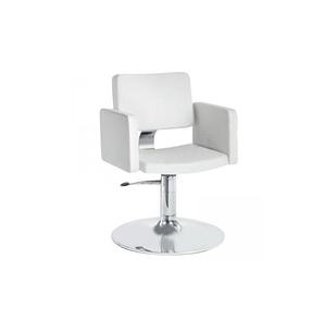 Кресло парикмахерское Олимп Пневматика хром