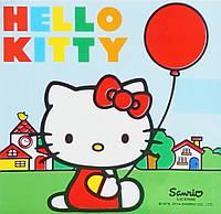 Картина раскраска Hello Kitty с воздушным шариком (HK142162K) 20 х 20 см
